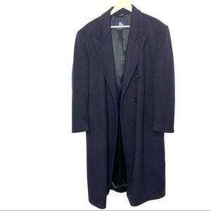 Burberry Vintage Long Double Breasted TopCoat